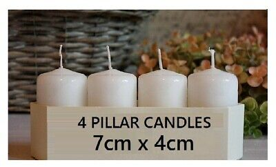 Pillar Candles from Eve/'s Chronicles scented 12cm Pack of 6
