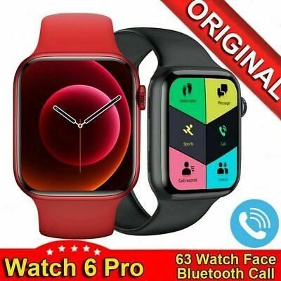 $ CDN42.90 • Buy 2021 Smart Watch Ak76 HD CALL DIAL GAMES Heart Fitness Tracker IPHONE Android UK