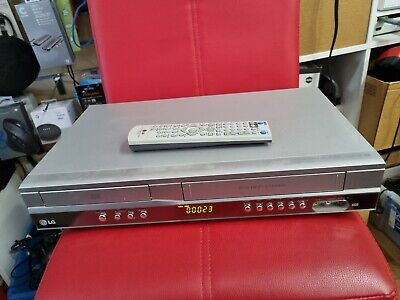 AU135 • Buy LG V271 Combo VCR DVD Player + Video Recorder + Remote
