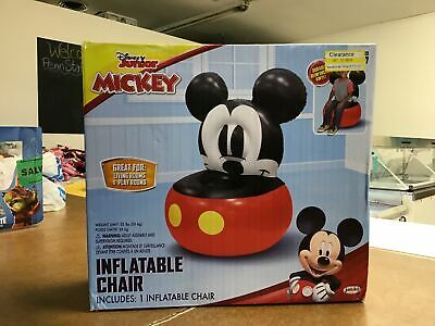 £4.74 • Buy Disney Mickey Mouse Inflatable Chair