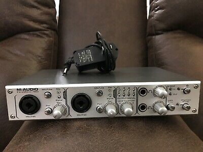 $58 • Buy M Audio FireWire 410 Interface With Power Supply