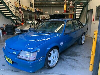AU65000 • Buy 1984 Vk Holden Commodore Blue Meanie Ss Group A  Tribute  4.9 V8  5 Speed Manual