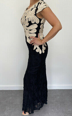 £80 • Buy  Phase Eight Floor Length Cocktail Dress Size 14