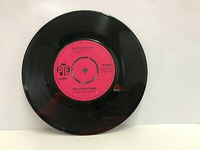 £1.95 • Buy The Honeycombs . Have I The Right . PYE Records  7  Vinyl