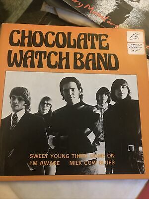 £27.50 • Buy Chocolate Watch Band French EP W/picture Sleeve 2004 Northern Soul  7
