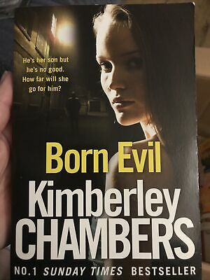 £1 • Buy Born Evil By Chambers, Kimberley Paperback