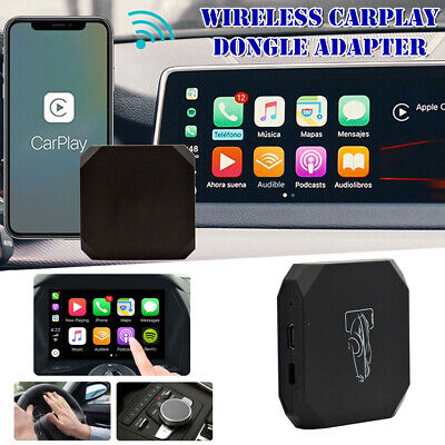 $82.99 • Buy Original  Wired To Wireless Car Carplay Dongle AdapterInterconnection Navigation