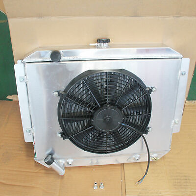AU330 • Buy Aluminum Radiator + Fan Shroud For Mitsubishi Montero NH NJ NL NK Pajero 3.0 AT