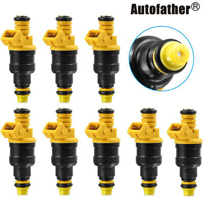 $51.24 • Buy 0280150943 Fuel Injectors Kit 4 Holes Disc Spare Parts For Ford 4.6 5.0 5.4 5.8