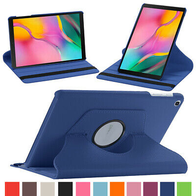 AU9.55 • Buy For Samsung Galaxy Tab A 8.0 Inch 360 Rotating Leather Tablet Case Stand Cover