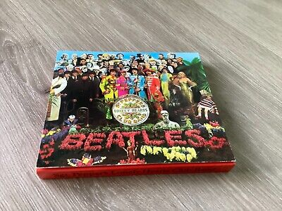 £6 • Buy New The Beatles Sgt Pepper's Lonely Hearts Club Band CD 1987 Remastered