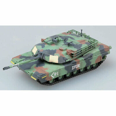$21.20 • Buy Easy Model 35029 US Army M1A1 Abrams Tank Europe 1/72 Scale Model