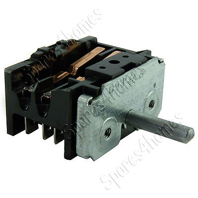 £7.99 • Buy Selector Switch For HOTPOINT INDESIT CREDA CANNON Main Oven Cooker GENUINE PART
