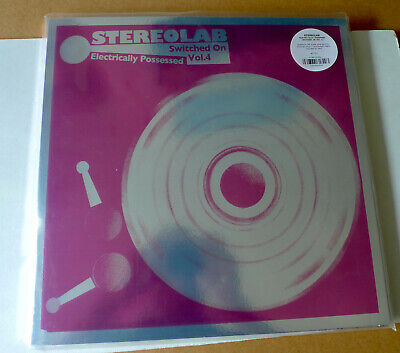 £159.95 • Buy STEREOLAB Electrically Possessed Switched On Vol 4 LP COLOURED Mirri Board #356