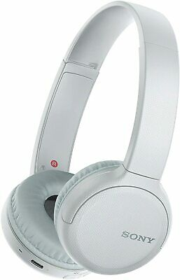 View Details Sony WH-CH510 Wireless Bluetooth On-Ear Headphones - White • 34.99£
