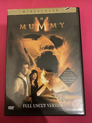 £1.15 • Buy The Mummy DVD With Dvd Case Free Postage