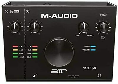 $173.90 • Buy M-Audio USB / USB-C Compatible 2 In / 2 Out Audio Interface: Pro Tools | First