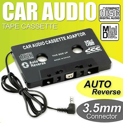 £2.21 • Buy Car Cassette Casette Tape Adapter 3.5mm AUX Audio MP3 Radio Player CD For IPhone