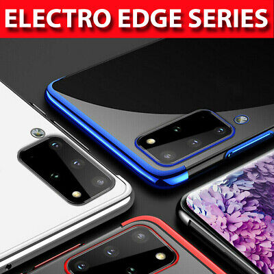 $ CDN6.85 • Buy Clear Case For Samsung S20 S10 Plus A51 A21s S8 S9 A71 A10 Silicone Phone Cover