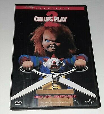£4.95 • Buy Child's Play 2 (DVD, 1999, Widescreen)