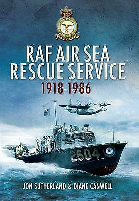 £12.44 • Buy The RAF Air Sea Rescue Service 1918-1986 By Diane Canwell, Jon Sutherland...