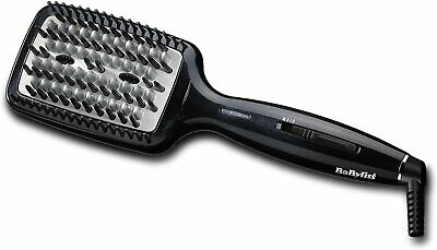 View Details BaByliss Diamond Heated Smoothing And Straightening Brush • 24.99£