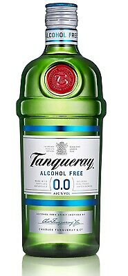 £16.95 • Buy Tanqueray - Alcohol Free 0.0%  Gin 70cl