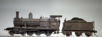 AU1195 • Buy Bergs Brass Models HO NSWGR C30 Tender Steam Locomotive Code 7997-003 (display)