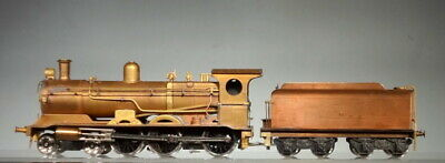 AU795 • Buy Bergs Brass Models HO NSWGR C32 Steam Locomotive Code 7997-002 (display)