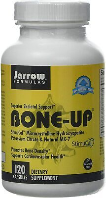 £10 • Buy Bone-Up (120 Capsules) - Jarrow Formulas Exp 7/21