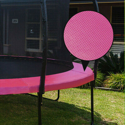 AU79 • Buy UP-SHOT 8ft Replacement Trampoline Pad Padding Springs Outdoor Safety Round