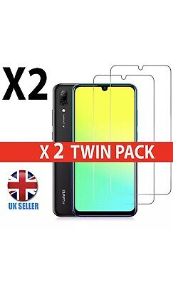 For Huawei Clear Tempered Glass Screen Protector For P20 Pro P30 Buy 1 Get Free • 2.99£