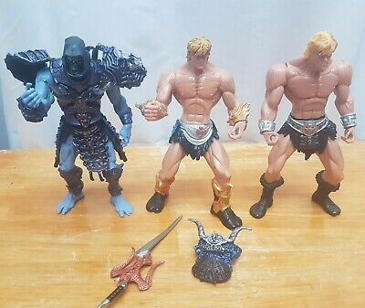 $24.99 • Buy Masters Of The Universe 200x Lot He-Man Samurai Skeletor Weapons