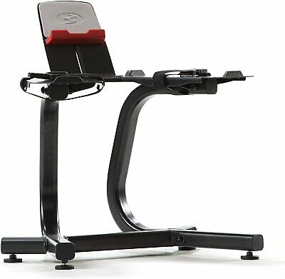 $ CDN338.33 • Buy ✅NEW✅ Bowflex SelectTech Dumbbell Stand W/Media Rack For SelectTech 552 1090 560