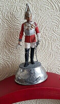 £35 • Buy Charles C Stadden  The Life Guard, Hand Painted Pewter Figure