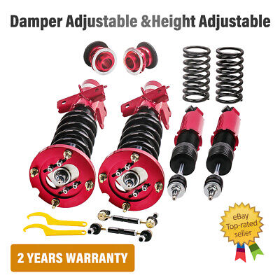 $314 • Buy Coilovers Suspension For Ford Mustang 4th 05-14 24 Ways Adj. Damper Shocks