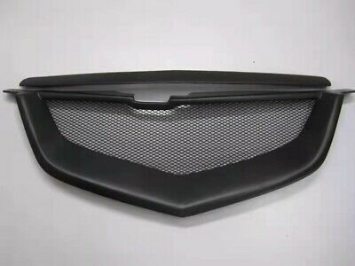 $189 • Buy For Acura TL 04 05 06 07 08 Front Mesh Grille Black Shark Mouth Grill