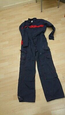 £14 • Buy Ladies Or Mens Proban Navy Blue Colour Boilersuit Or Overalls.