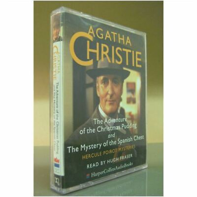 £6.99 • Buy Agatha Christie The Adventure Of The Christmas Pudding Audio Book