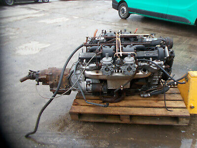 AU10798.98 • Buy 1971-74 Jaguar E Type Xke V12 Series 3 Complete Engine And Auto Gearbox