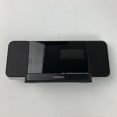 AU32.39 • Buy Insignia NS-CLIP02 IPod/iPhone Dock Clock Radio