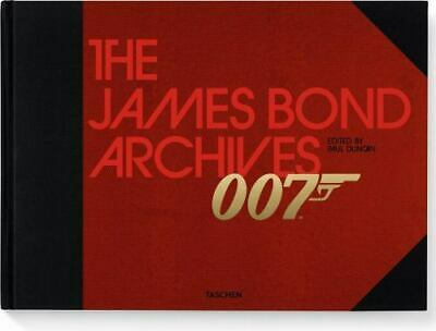 $140 • Buy The James Bond Archives, XL 2012 Taschen First Edition 007 Collectors Edition