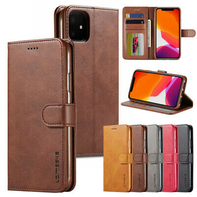 AU7.32 • Buy For IPhone 12 11 Pro Max XR XS SE 7 8 Flip Wallet Case Card Leather Slim Cover