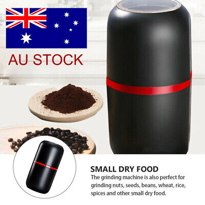 AU26.59 • Buy Electric Herbs/Spices/Nuts/Coffee Bean Grinder Grinding Mill Kitchen Tool AU
