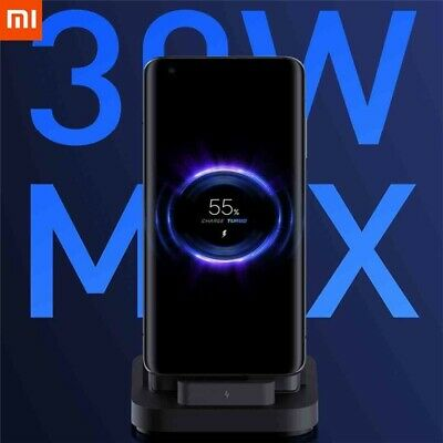 AU82.30 • Buy Xiaomi Wireless Charger 30W Qi Charging Stand 10000mAh Power Bank Battery Pack
