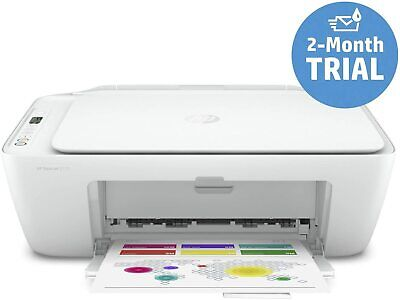 HP DeskJet 2710 All-in-One Printer With Start  Inks Print Copy Scan WIFI 305 Ink • 52.99£