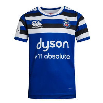 £23.99 • Buy Canterbury Men's Rugby Jersey Bath Rugby Home Test Pro Jersey - New