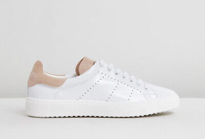 AU79 • Buy Department Of Finery D.O.F. Leather Sneakers 41 10 RRP $279.95