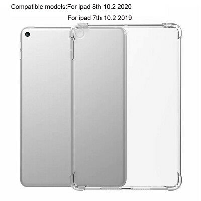 AU13.19 • Buy For IPad 7th/8th Generation 10.2 Case TPU Silicone Slim Protective Clear Cover