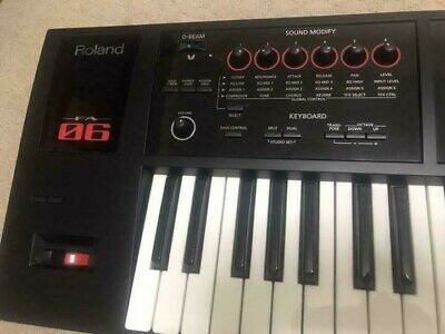 AU1407.51 • Buy Roland FA-06 Keyboard Synthesizer Free Shipping Arrive Quickly